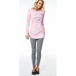 Женская пижама U.S. Polo Assn 15515 розовая