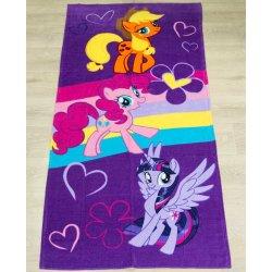 Полотенце пляжное Horses
