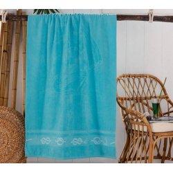 Пляжное полотенце Philippus Yelkenli A.Turkuaz