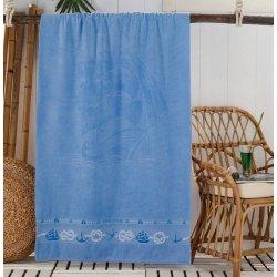 Пляжное полотенце Philippus Yelkenli Mavi