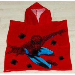 Полотенце пончо для детей Spiderman