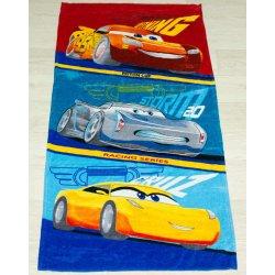 Детское пляжное полотенце Cars