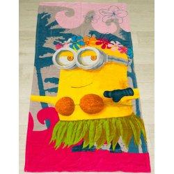 Детское пляжное полотенце Minon Girl