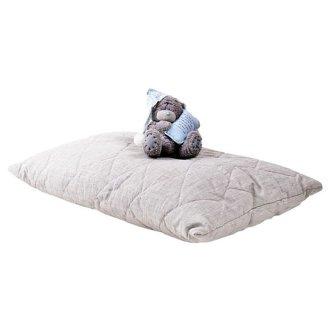 Подушка детская льняная ТМ Хеппи Лён