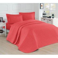 Покрывало на кровать Eponj Home 220x240 Monart coral