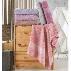 Махровые полотенца Gulcan Micro Cotton Zincir