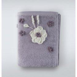 Махровое полотенце Irya Lona lila