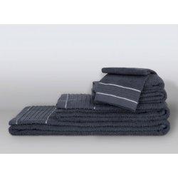 Махровое полотенце Irya Roya antrasit