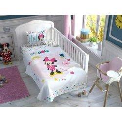 Детское постельное бельё с пике Tac Disney Minnie Color