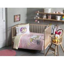 Детское постельное белье TAC Sizinkiler Little Princess в кроватку