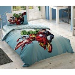 Детское постельное белье TAC Avengers Heroes