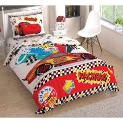 Детское постельное белье TAC Disney Cars Kachow
