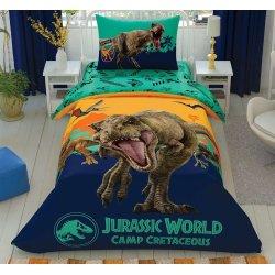 Детское постельное белье TAC Jurassic World Camp