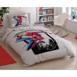 Детское постельное белье TAC Spiderman Cloudy