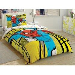 Детское постельное белье TAC Spiderman Exciting Jump