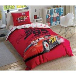 Детское постельное белье TAC Disney Cars Speed Frenzy