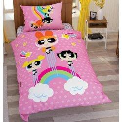 Детское постельное белье Tac Power Puff Girls Stars