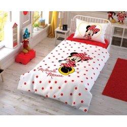 Детское постельное белье TAC Disney Minnie Cek