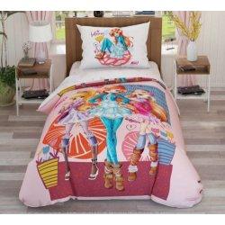 Детское постельное белье TAC Disney Winx Flowers