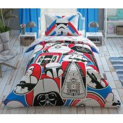 Детское постельное белье Tac Star Wars Galactic mission