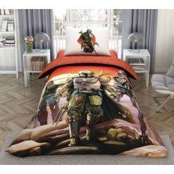 Детское постельное белье Tac Star Wars Mandalorian