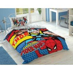 Подростковое постельное белье Marvel Comics