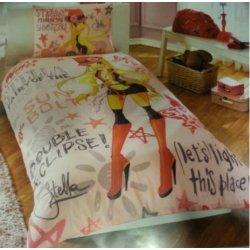 Детское постельное белье Winx Holiday Stella