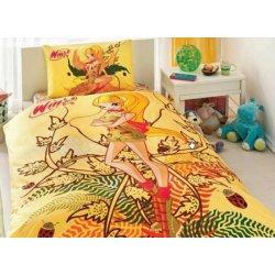 Детское постельное белье Winx Stella Naturel Love