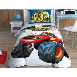 Детское постельное белье TAC Disney Blaze Road Rescue