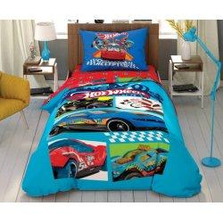 Детское постельное белье TAC Disney Hot Wheels Challenge Accepted