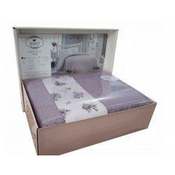 Летнее постельное белье DoCo-Dantelli-Pike-mor