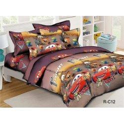 Детское постельное бельё Disney R-C12 TAG