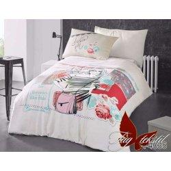 Подростковое постельное бельё R4035