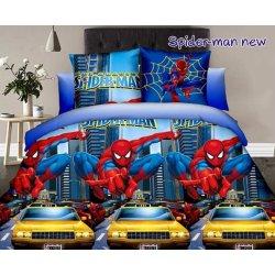 Детское постельное белье Spiderman new