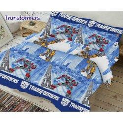 Детское постельное бельё Transformers TAG