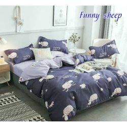 Детское постельное бельё Funny sheep