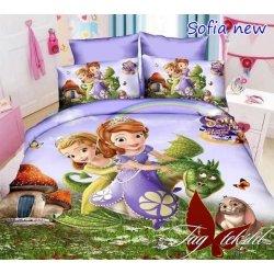 Детское постельное белье Disney R209 Sofia new TAG
