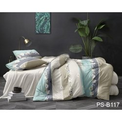 3Д постельное бельё PS-B117