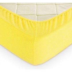 Простынь на резинке махровая TAG 180x200 Buttercup