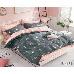 Комплект постельного белья ранфорс TAG R4174