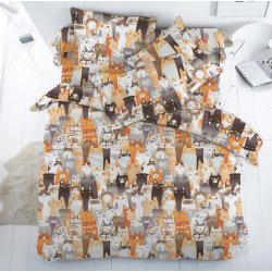 Постельное бельё Novita Comfort cotton 13128