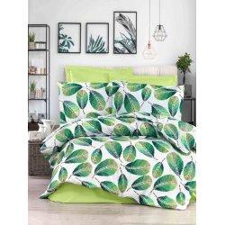 Постельное белье Cotton Twill ранфорс Сиде зелёные