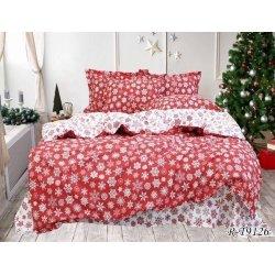 Новогоднее постельное белье TAG ранфорс R-T9126