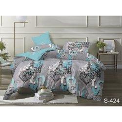 Подростковое постельное белье сатин S424