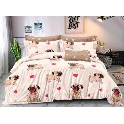 Подростковое постельное белье Moon Love ранфорс GL0250