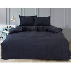 Однотонное постельное белье TAG сатин Dark