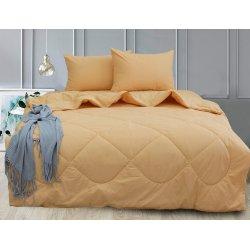 Набор постельного белья с летним одеялом TAG Apricot Cream