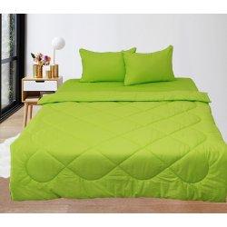 Набор постельного белья с летним одеялом TAG Elegant Green