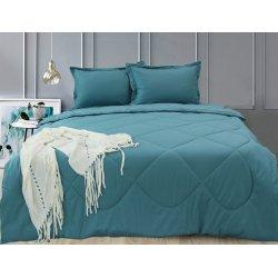 Набор постельного белья с летним одеялом TAG Blue Sea Wave