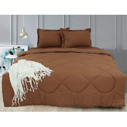 Набор постельного белья с летним одеялом TAG Chocolate